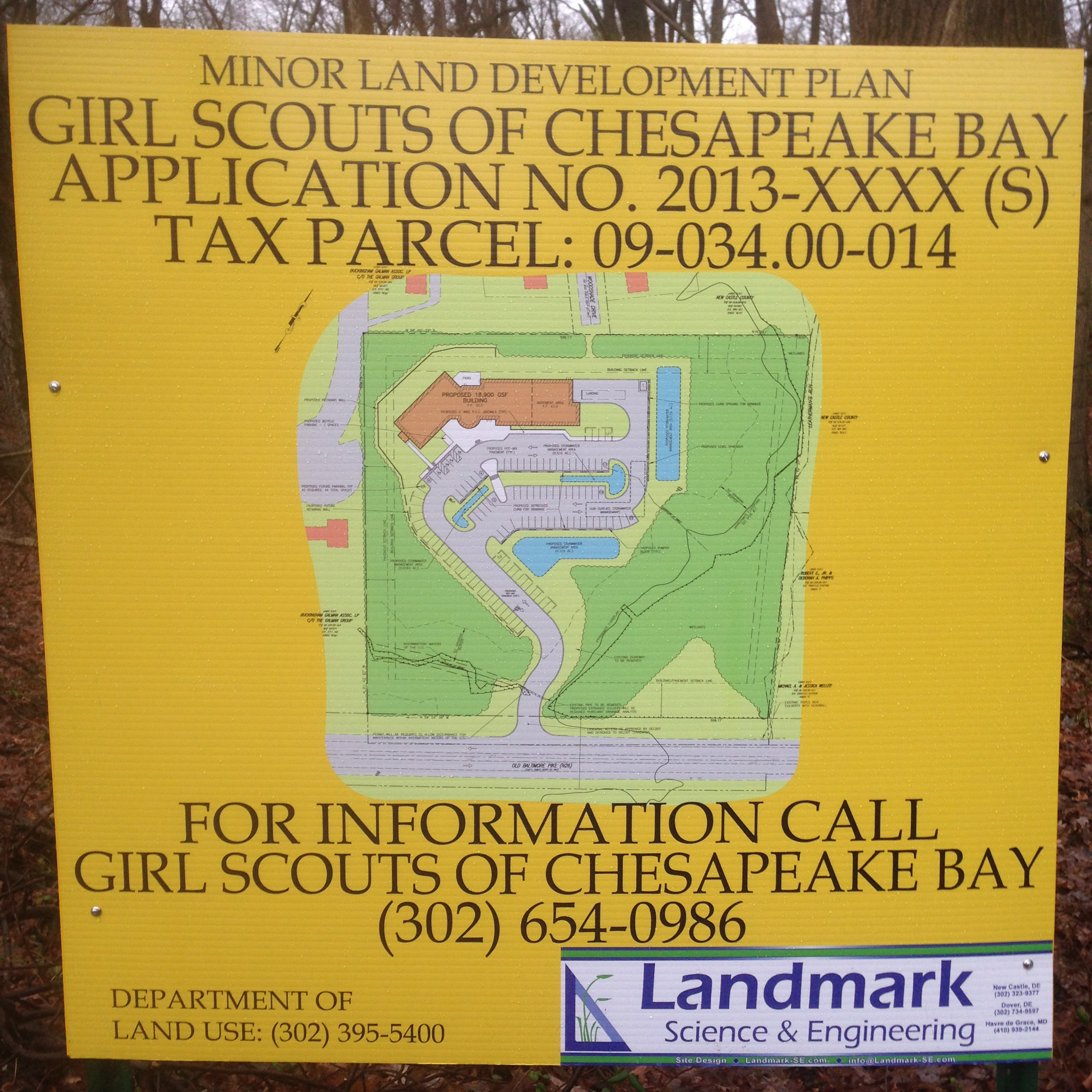 The Girl Scouts Are Comming !
